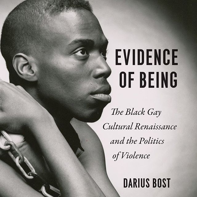 "✨NEW READ ALERT✨ Set to publish in December, ""Evidence of Being"" opens on a grim scene: Washington DC's gay black community in the 1980s, ravaged by AIDS, the crack epidemic, and a series of unsolved murders, seemingly abandoned by the government and mainstream culture. Yet in this darkest of moments, a new vision of community and hope managed to emerge. Darius Bost's account of the media, poetry, and performance of this time and place reveals a stunning confluence of activism and the arts. In Washington and New York during the 1980s and '90s, gay black men banded together, using creative expression as a tool to challenge the widespread views that marked them as unworthy of grief. They created art that enriched and reimagined their lives in the face of pain and neglect, while at the same time forging a path toward bold new modes of existence. At once a corrective to the predominantly white male accounts of the AIDS crisis and an openhearted depiction of the possibilities of black gay life, Evidence of Being above all insists on the primacy of community over loneliness, and hope over despair. @uchicagopress #dariusbost #dirt #dirtreads #dirtinthefield #dmv #dc #aids #crisis #performance #poetry #art #activism #essexhemphill"