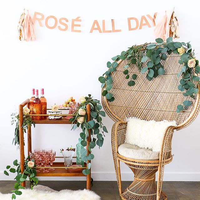 National Rosé Day is only 1 week away 🌹Saturday June 10th 🌹and we can't wait!