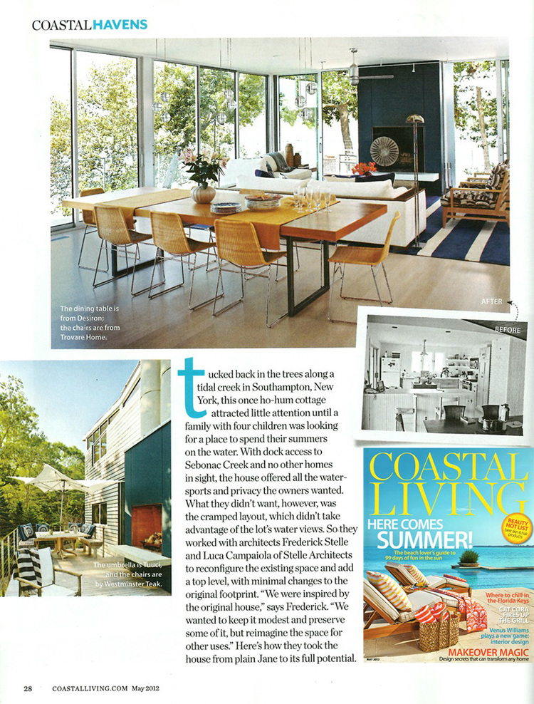 Coastal Living (May 2012)