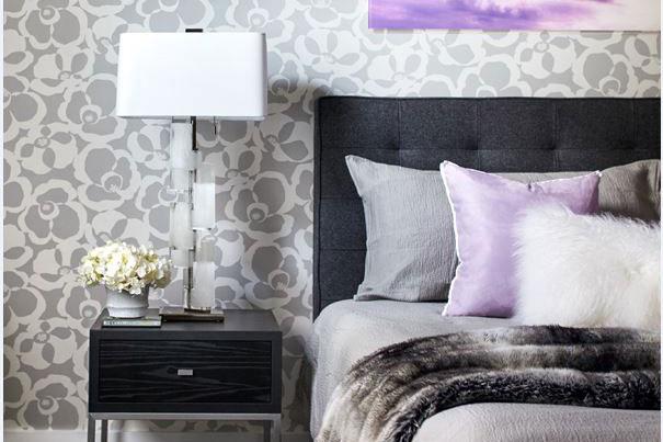 KI Interiors Shown: Arte Side Table, Hudson Bed