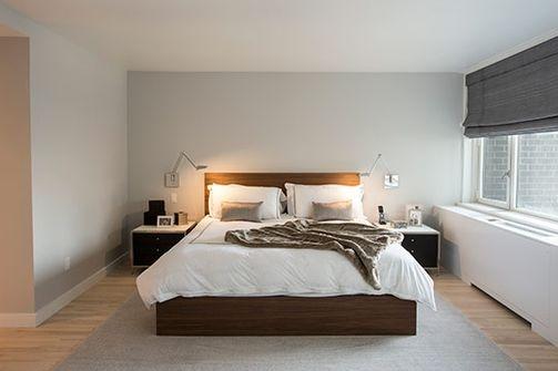 Lauren Held Designs Shown: Thompson Storage Bed