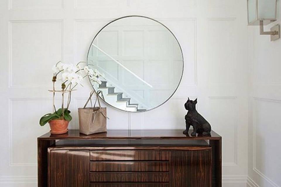 Michelle Gerson Interiors Shown: O Mirror