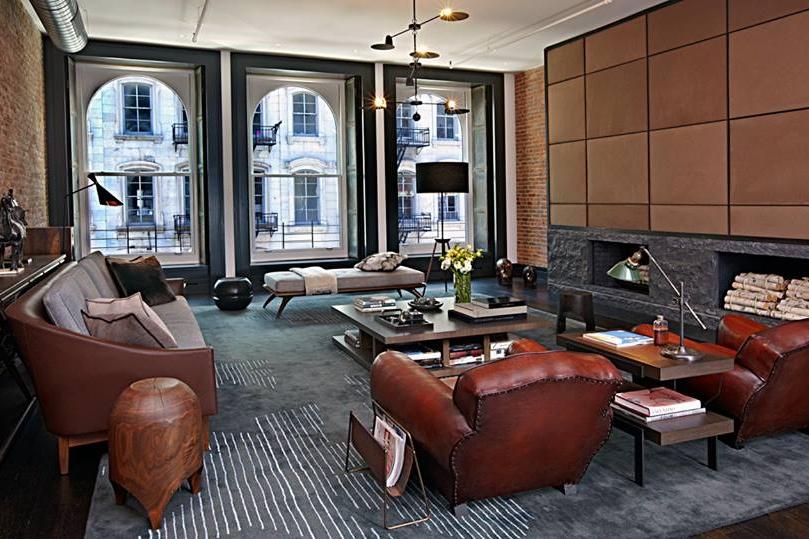 Scarpidis Design Shown: Empire Side Table