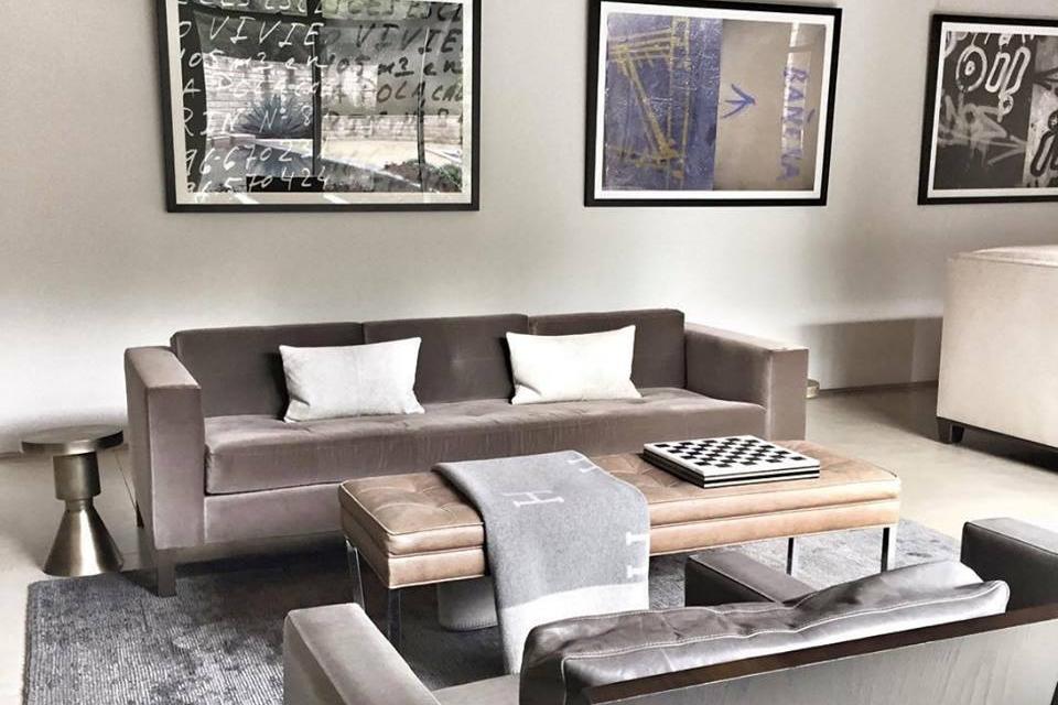 Drew Watson  Shown: Hudson Sofa
