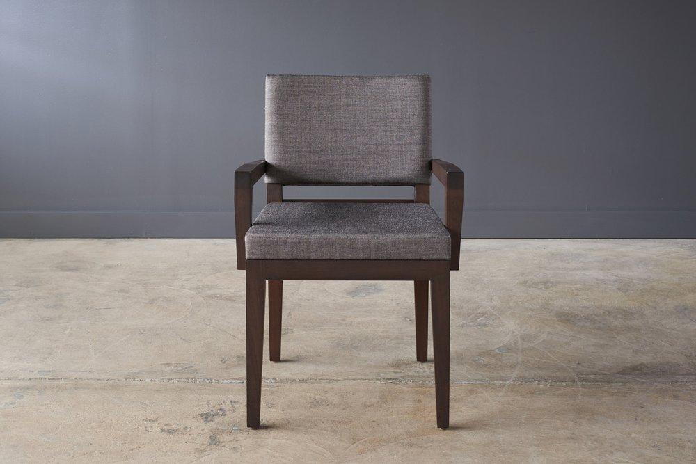 nolita upholstered arm chair