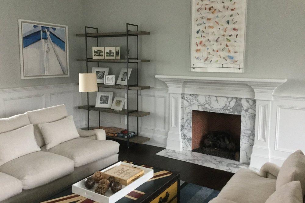 Dominick Rotondi Designs Shown: Suffolk Shelves