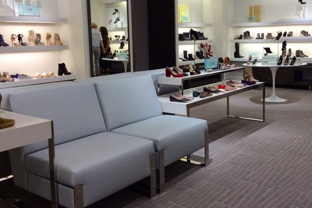 Neiman Marcus Shown: Custom Side Chair