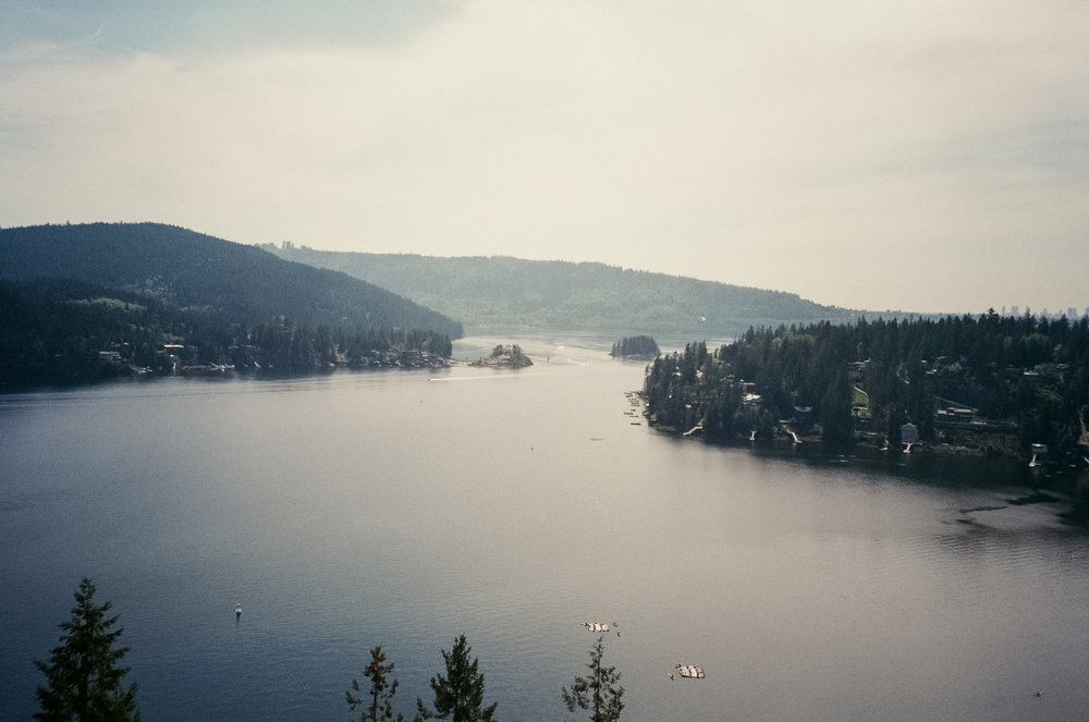 View from Quarry Rock
