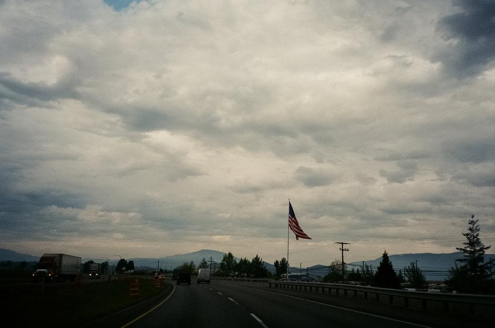 America loves their flag