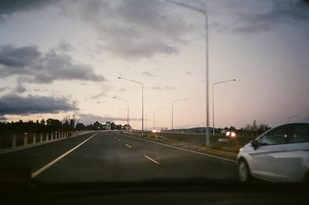 Bye Canberra