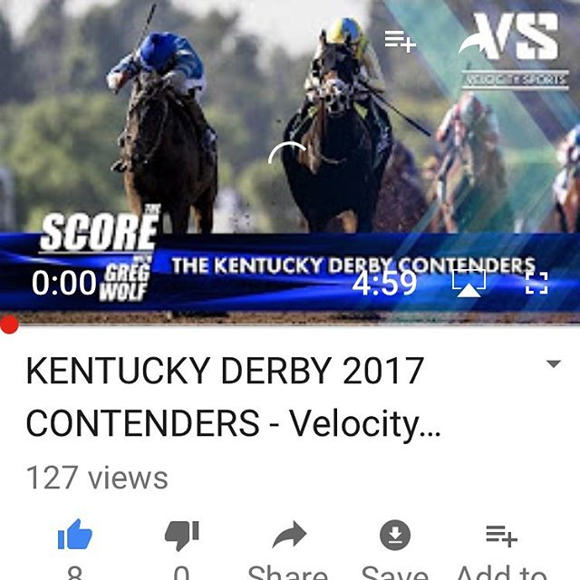 It's Derby day! Who ya got? Help is here #kentuckyderby #kyderby https://youtu.be/Dluhb7FBcwM