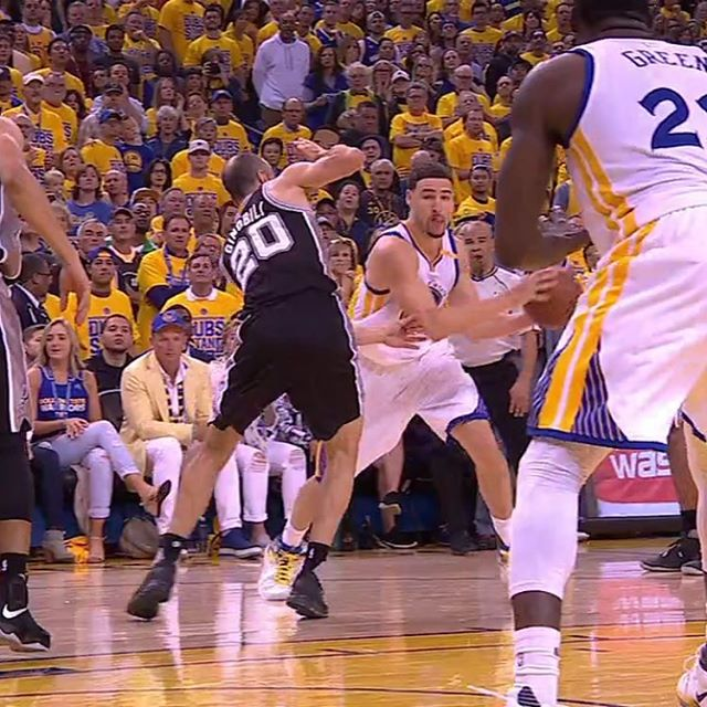 Looked shaky early, but #Warriors comeback from 25 down to win game 1. Let's see if rust is off for remainder of #nbaplayoffs #spurs