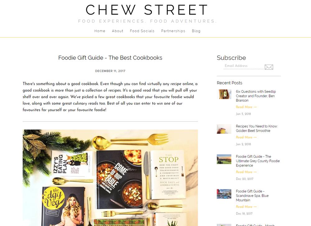 Chew Street -