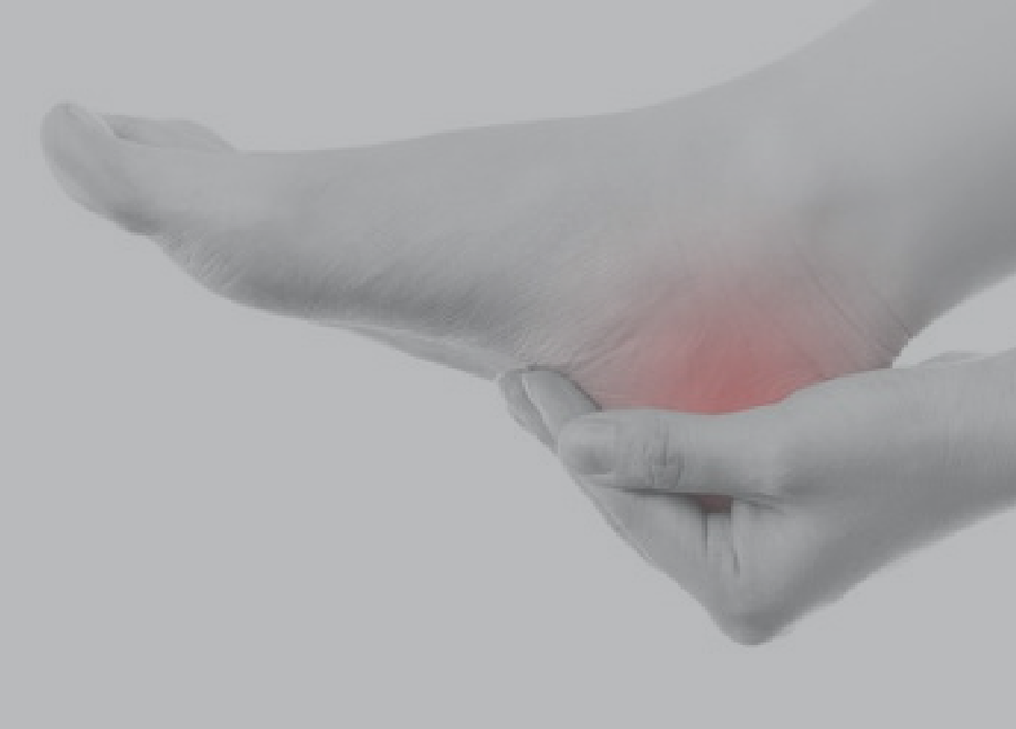 Heel Pain - Find out how we can help today