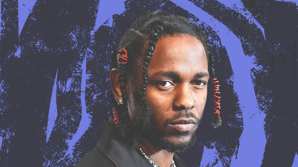 "Graphic for  The A.V. Club  article,  ""In praise of Kendrick Lamar, guest star"""