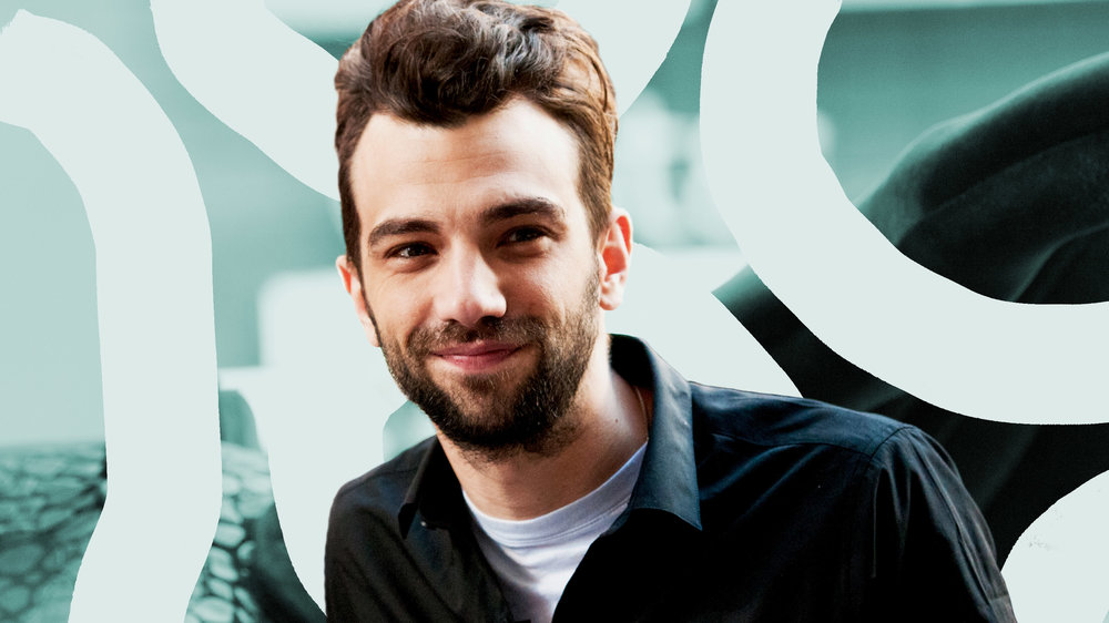 "Graphic for  The A.V. Club  article,  ""Jay Baruchel thanks God every day that he didn't play Marmaduke"""