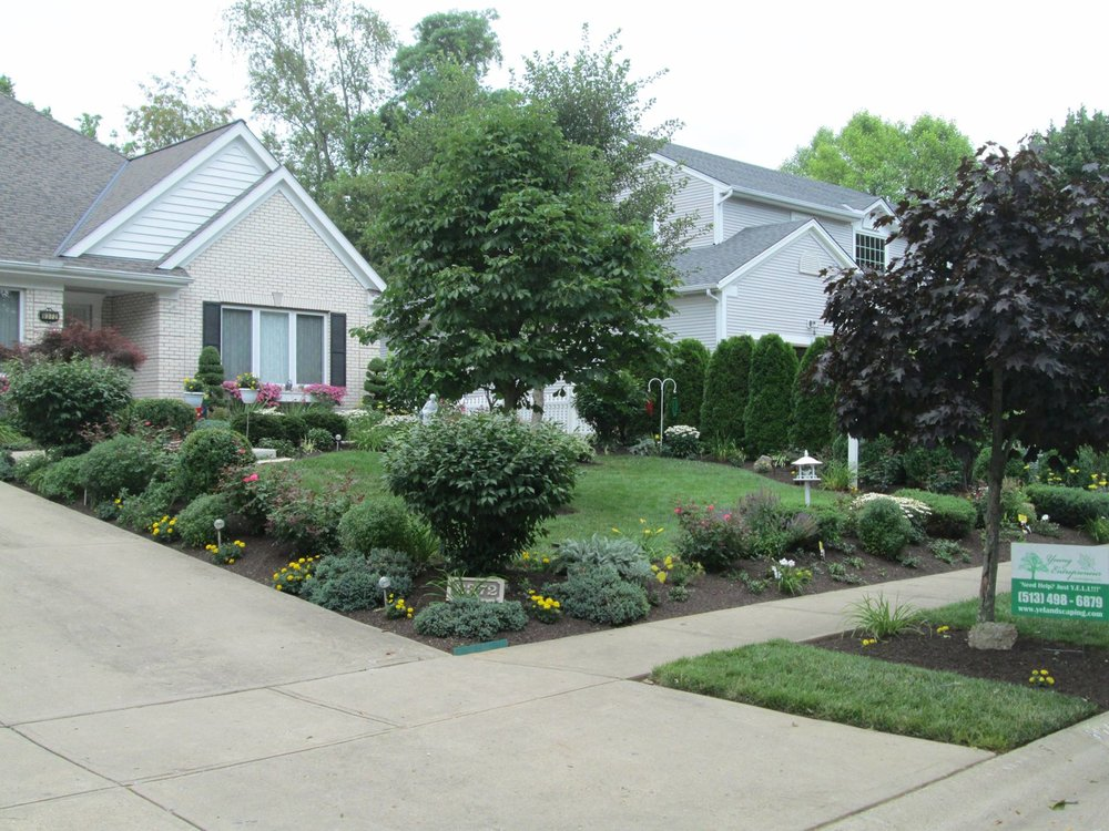 Landscape Mainteance  - We offer many programs to keep your property beautiful