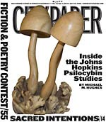 Sacred Intentions: Inside the Johns Hopkins Psilocybin Studies (City Paper)