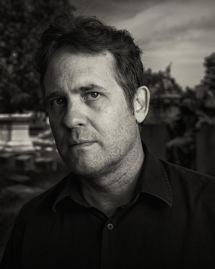 Michael M. Hughes author photo