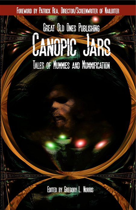 Canopic Jars: Tales of Mummies and Mummification (cover)