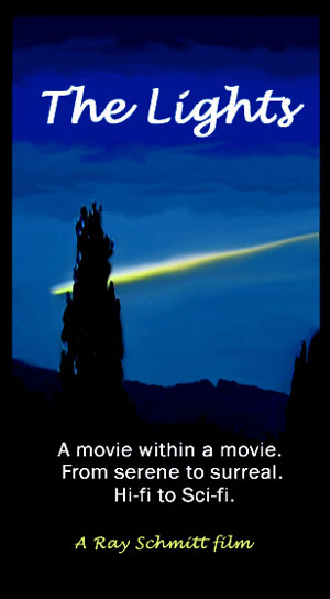 The Lights (2002) directed by Ray Schmitt of Mathias, West Virginia.