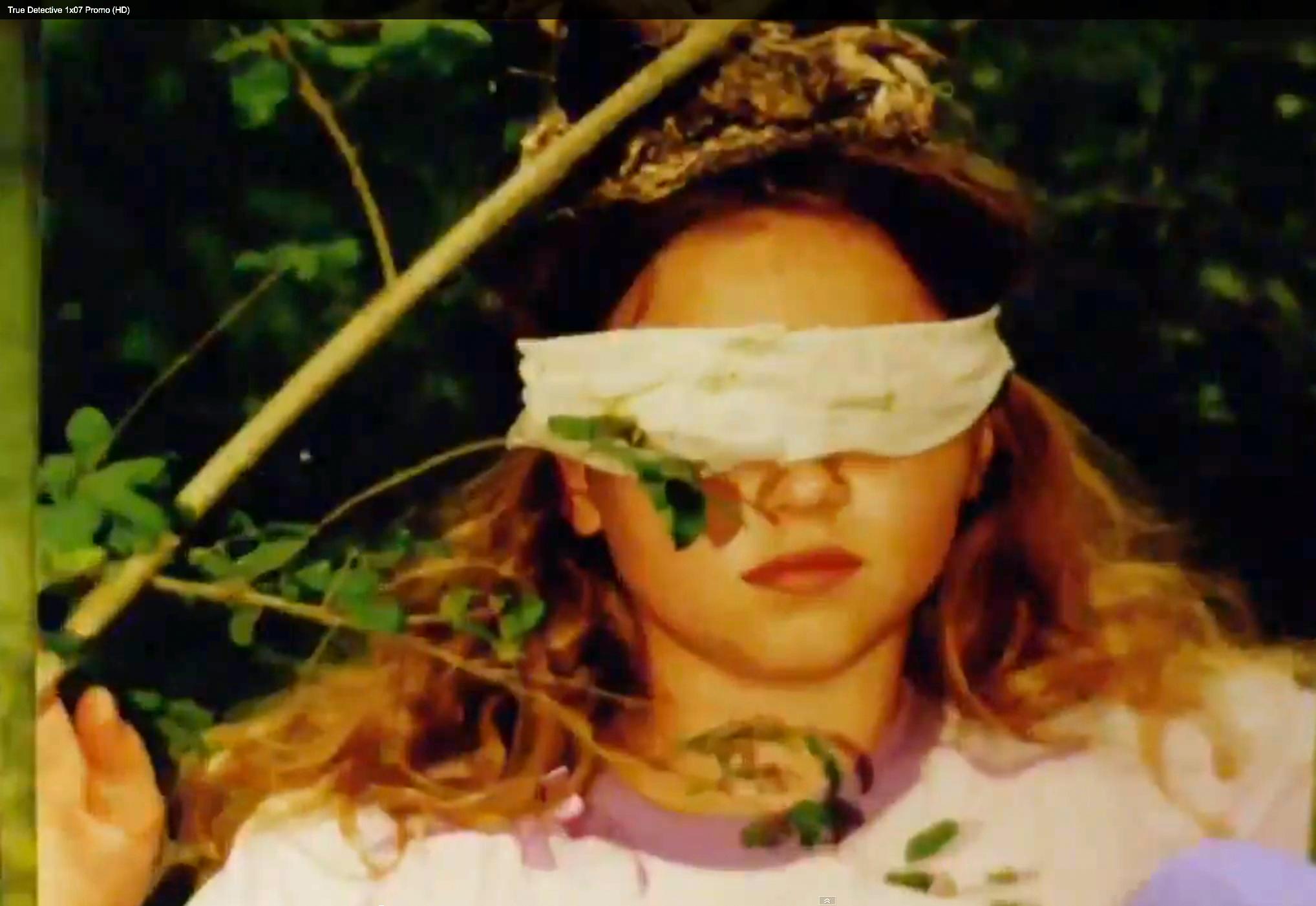 blindfoldedgirl