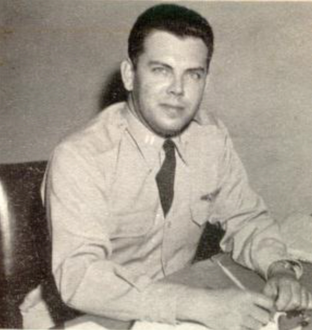 Captain Edward J. Ruppelt, USAF