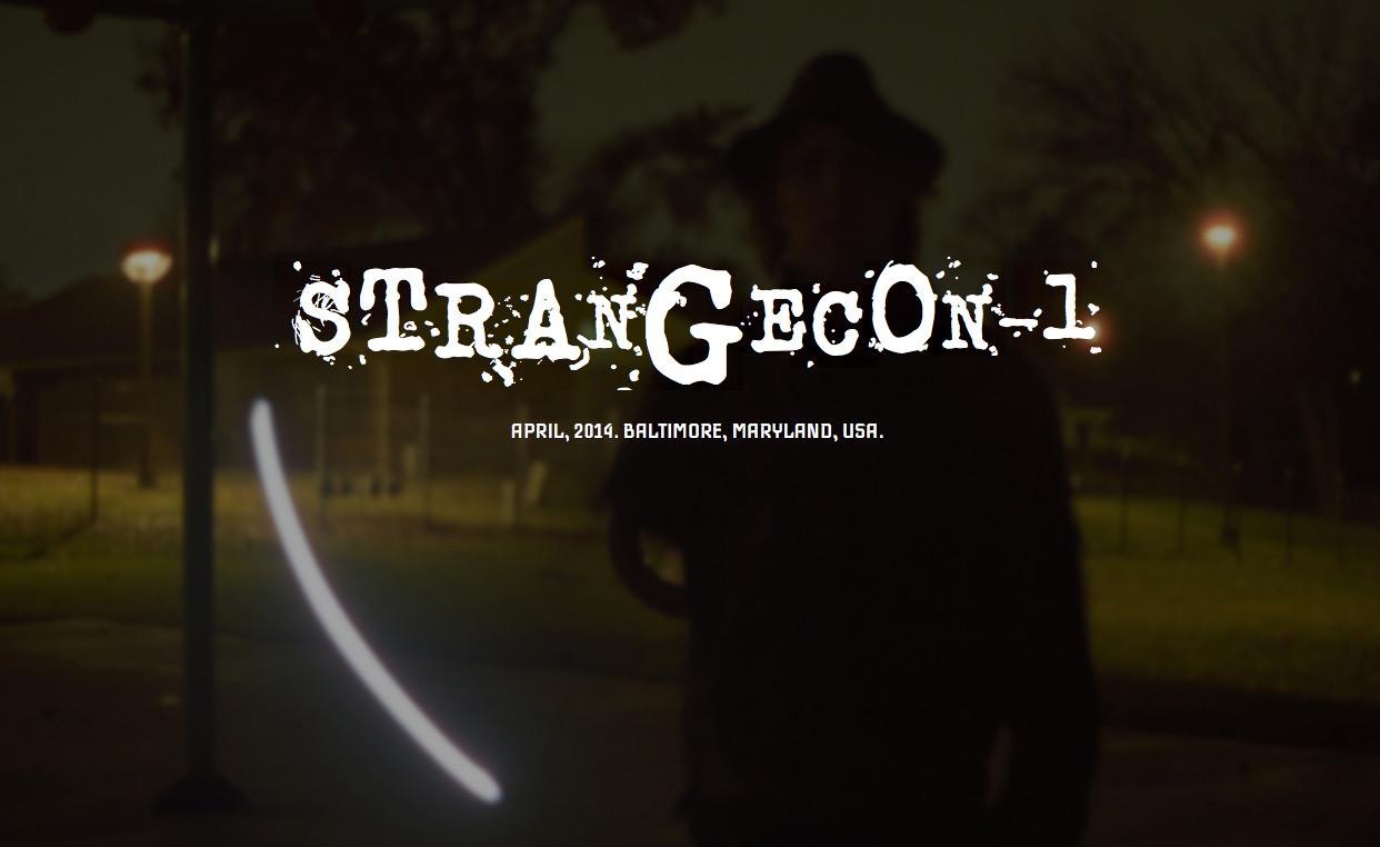 Strangecon