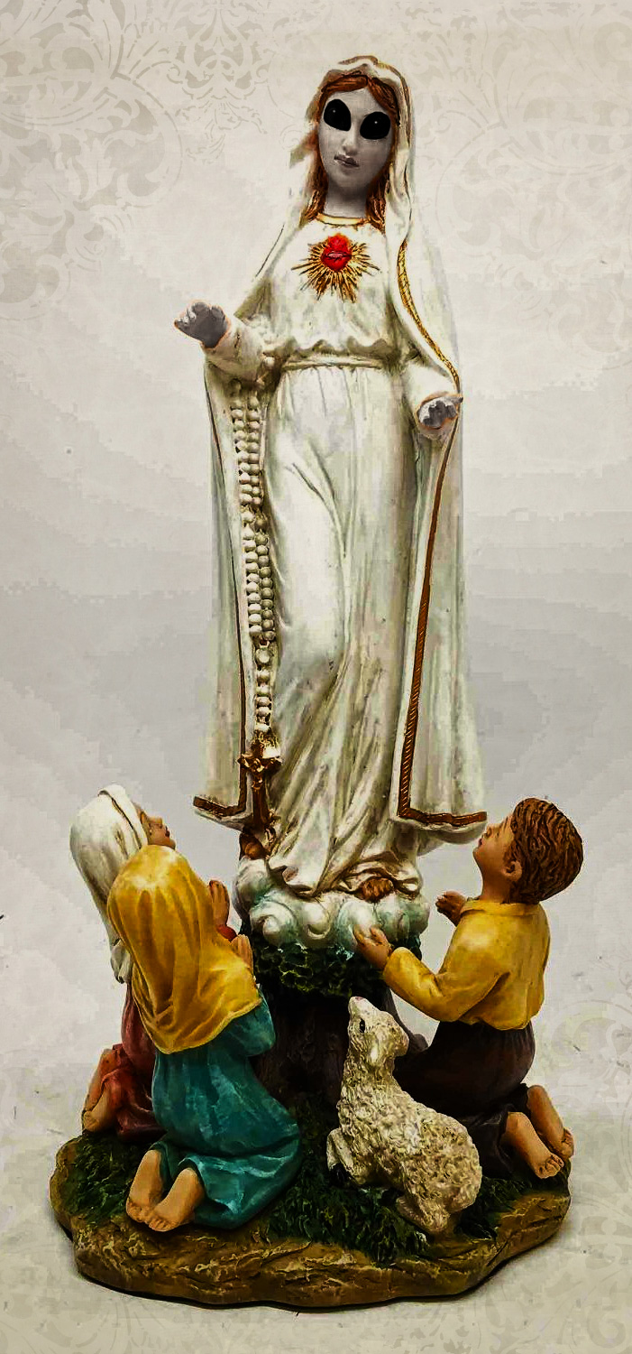 Our Gray Lady of Fatima