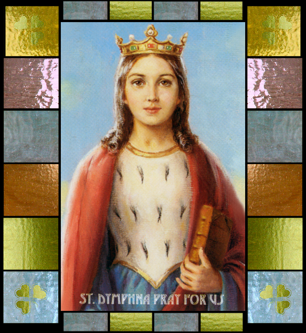 As the patron saint of nervousness, anxiety, and mental illness, Saint Dymphna might be happy to bestow some soothing vibesif you can handlea bit of folk/Christiantradition in your mix (pro tip: syncretism is a beautiful thing).