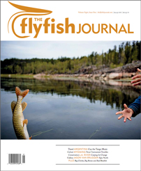 Another Roadside Distraction  The Flyfish Journal, Issue 8.1