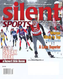To the Top: Women at Michigan Ice Fest  Silent Sports Magazine, February 2016