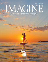 Multiple Pieces  2016 Imagine Magazine, Emmet County Regional Chamber of Commerce