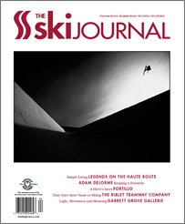 Aspen's Half Inch Godsend  The Ski Journal, Fall 2014