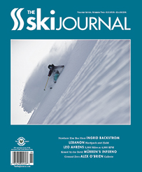 Enlightened Academic Oblivion  The Ski Journal, Fall 2013