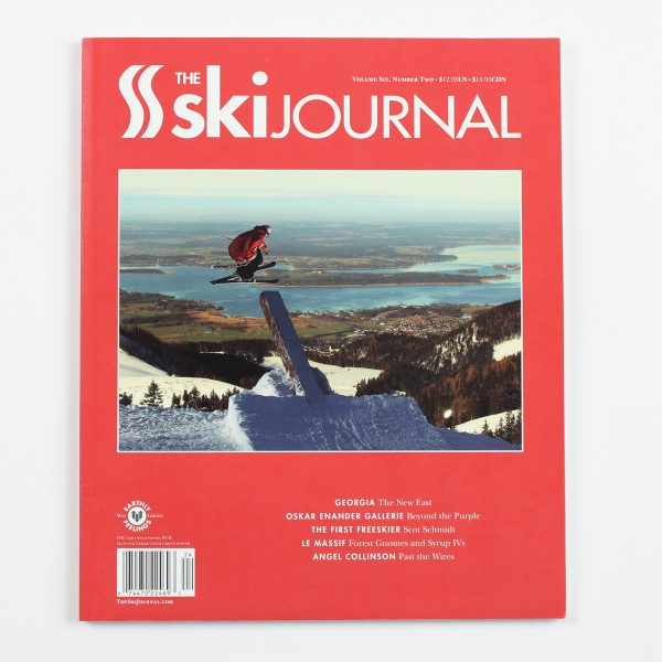 Kaya Turski Profile  Ski Journal, Winter 2012