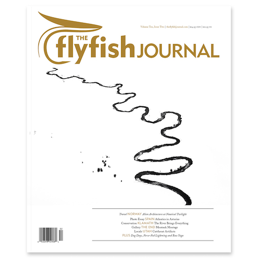 Silly Gringas  The Flyfish Journal, Issue 10.2
