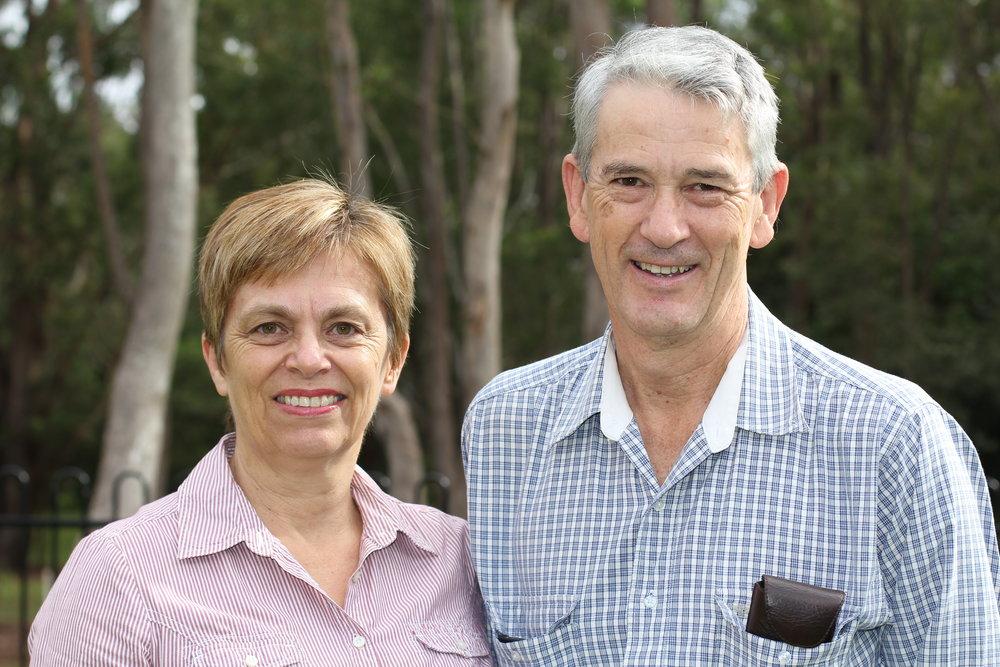 Rob & Wendy Brodribb#MONDAYS 7.00PM