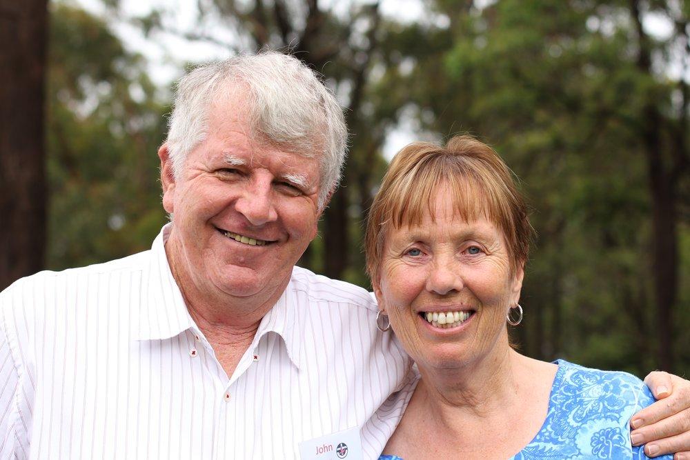 John & Anne Strachan#WEDNESDAYS 9.30AM