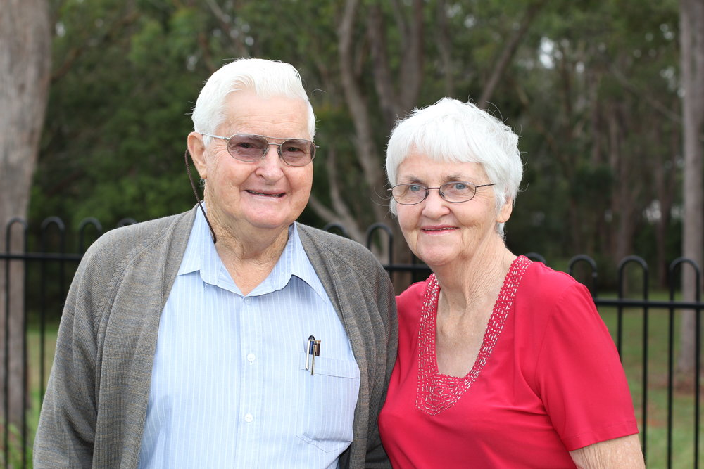 Keith & Margaret Coutts#MONDAYS 9.30AM
