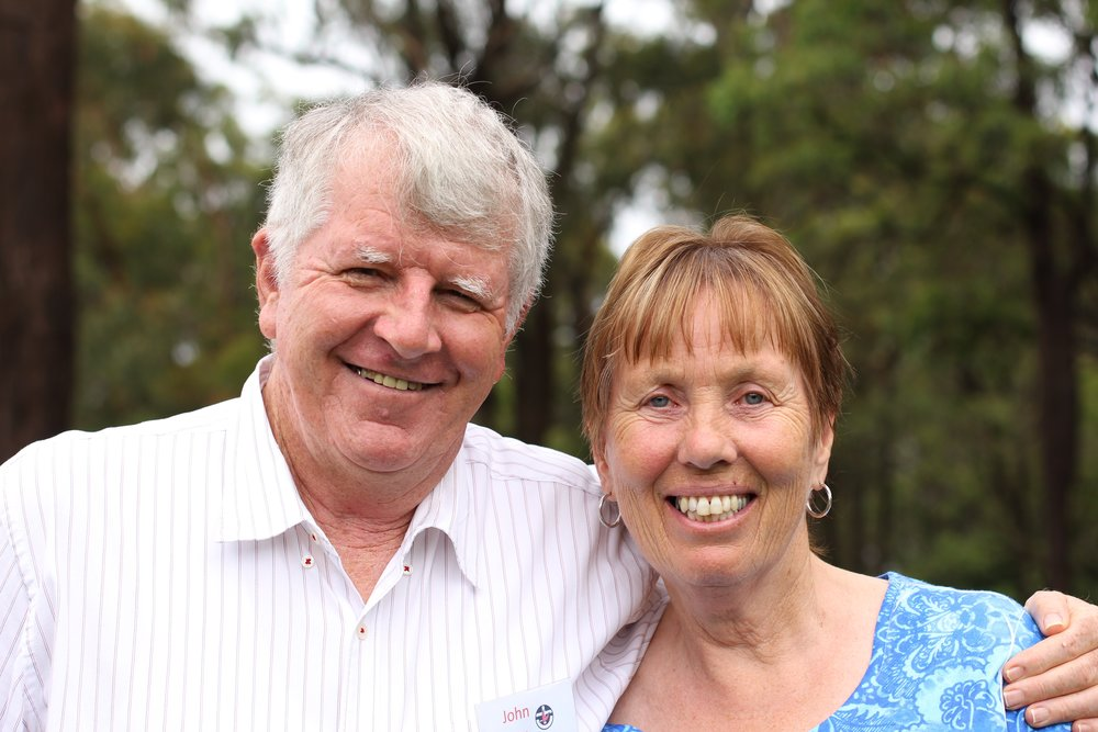 John & Anne Strachan#THURSDAYS 7.30PM