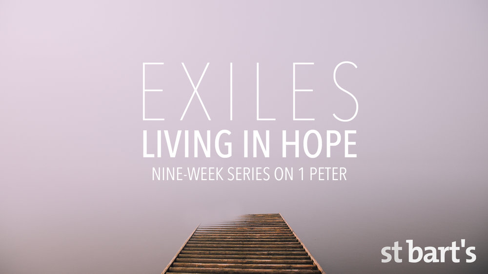 1 Peter: A Living Faith in a Troubled World