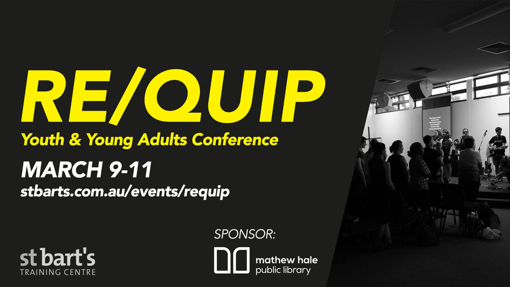 RE/QUIP Conference 2018