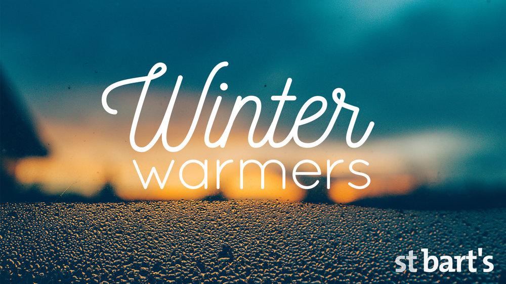 Winter Warmers Series