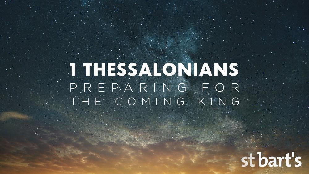 1 Thessalonians Series