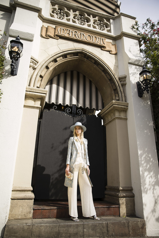 H&M coat, Elisabetta Franchi pants, TwinSet top, Schutz shoes,Darner Socks