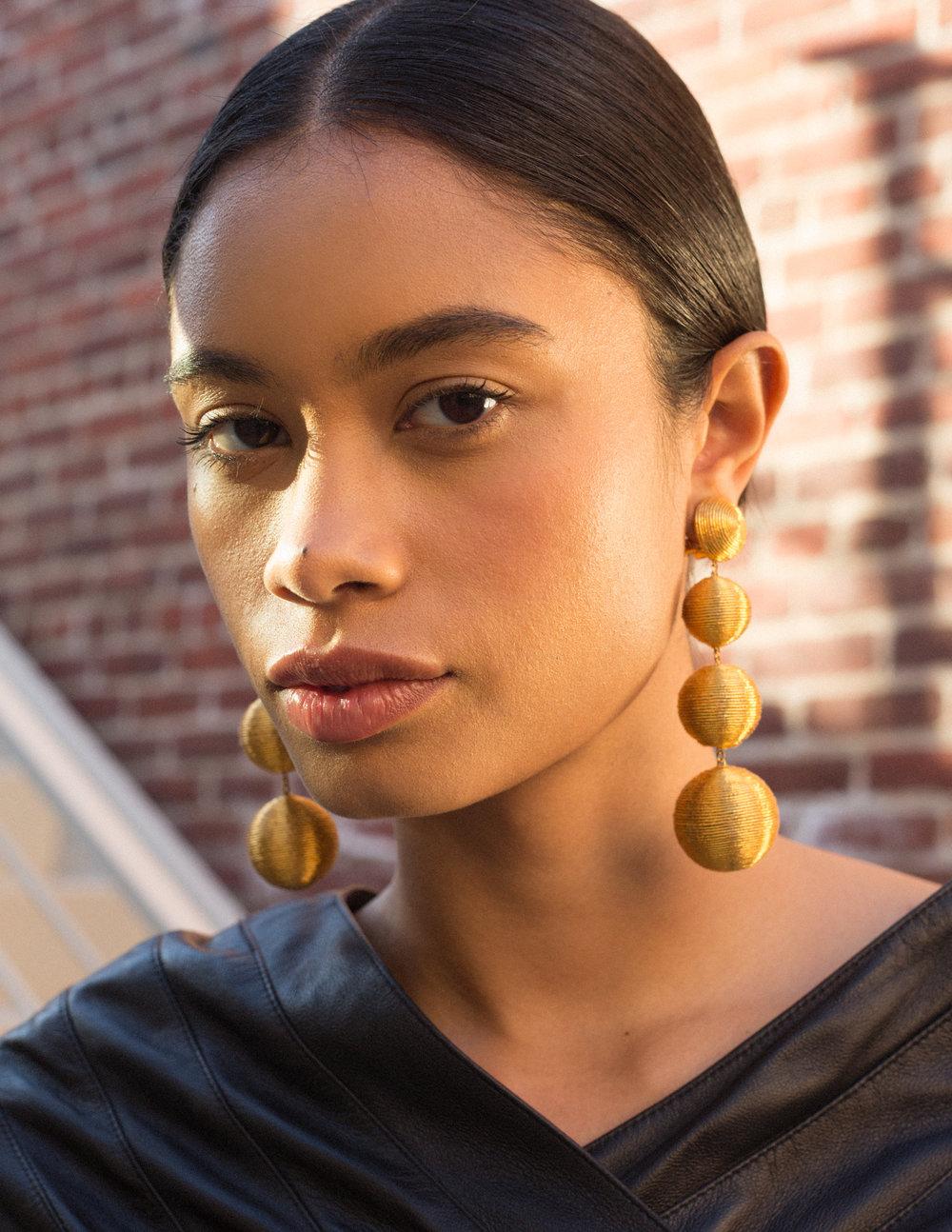 RDR earrings