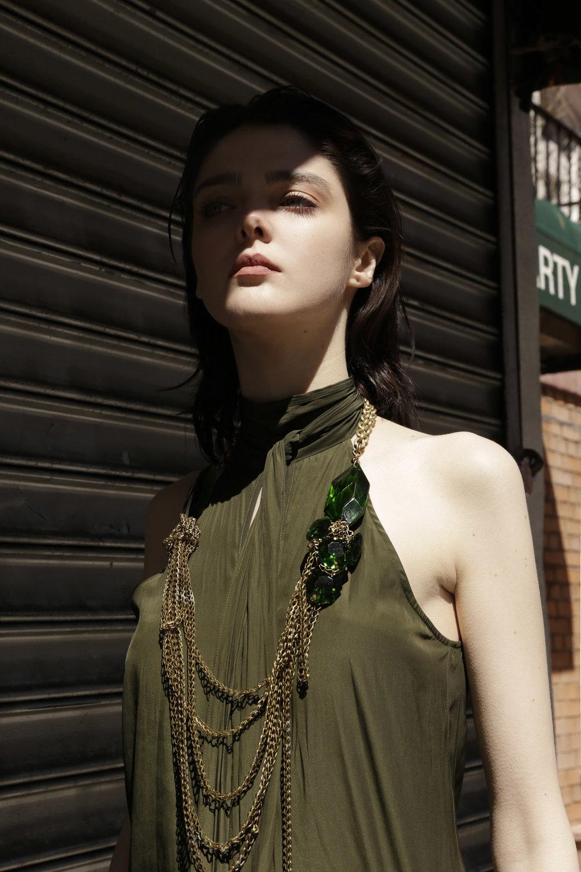 Susanna Galanis necklace