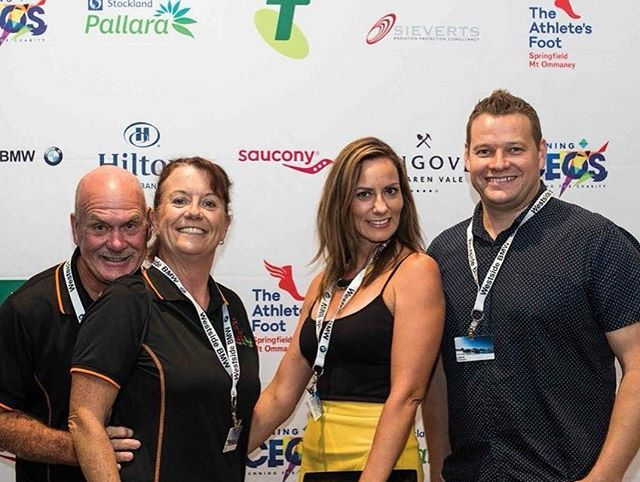 *****REGISTRATIONS NOW OPEN ****** Look out Brisbane . Hand in Hand is a now a part of this years running CEOS 2018 . With Carolyn Oldano heading the team as the running CEO.  We invite you  to join us on a fun day  where we will be competing against other teams to raise the most funds for our charity .  Once registered 100% proceeds go directly to Hand in Hand .  So if you want to join us in either a  1km leisurely stroll 5km , 10km  run /walk or half marathon  then we are looking for you to join our team .  For more information head to http://runningceos.com.au/  REGISTER NOW ..... You have until SEPTEMBER to prepare , training coaches are available and there are some fantastic prizes to be won on the day. #handinhand #handinhandfightingbraincancer #handinhandfbc #mikey #mikeythemartian #runningceos #loveourcharity #braincancer #braincancerawareness