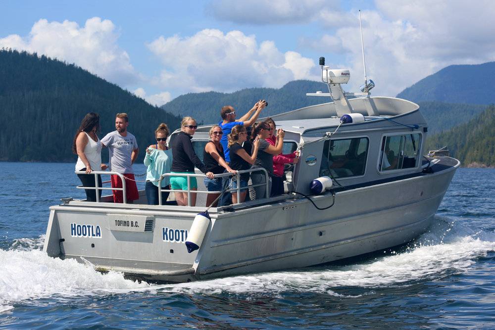 PRIVATE CHARTERS - Let us custom design your adventure